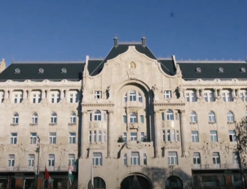 Gresham Palace – Private Guided Tours Budapest – Stories & Secrets Behind Budapest